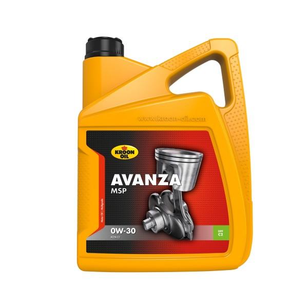 Avanza MSP 0W-30 5L