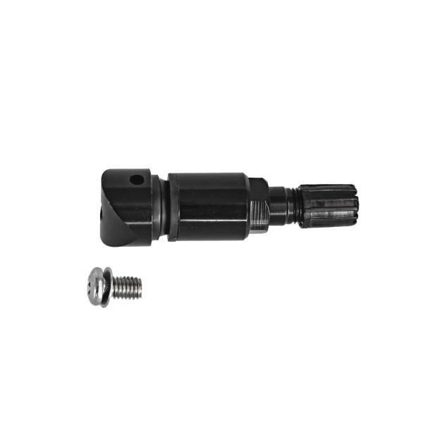 Clamp-in valve für CUB Uni-Sensor Schwarz