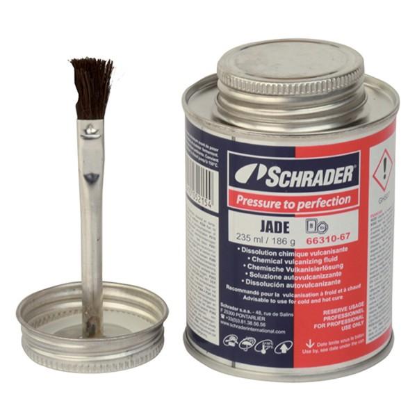 Schrader Chem. Vulkanisierlösung JADE 235 ml Dose