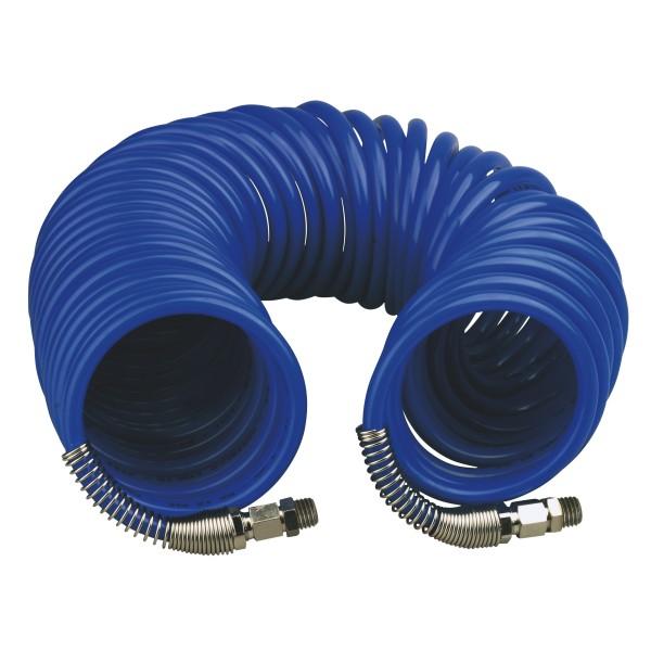 PE Spiral - Druckluftschlauch 8 x 10mm - 8 Meter