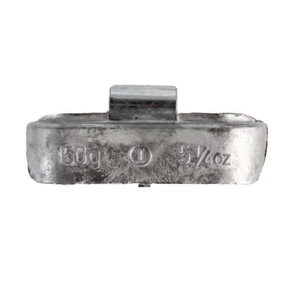 LKW-Schlaggewichte für Stahlfelge 150g