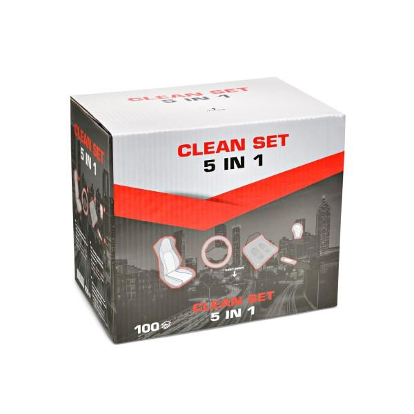 PKW Clean Set 5 in 1
