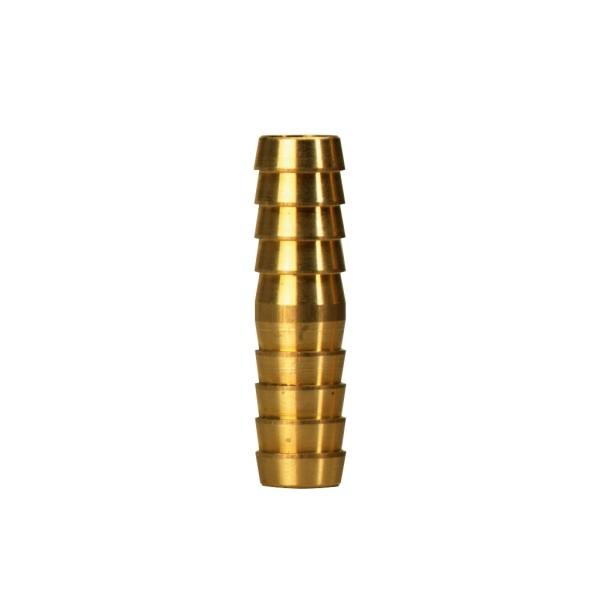 RODCRAFT Stecknippel Messing Schlauch Ø 9 mm