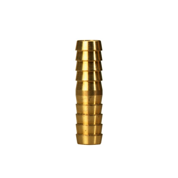 RODCRAFT Stecknippel Messing Schlauch Ø 13 mm