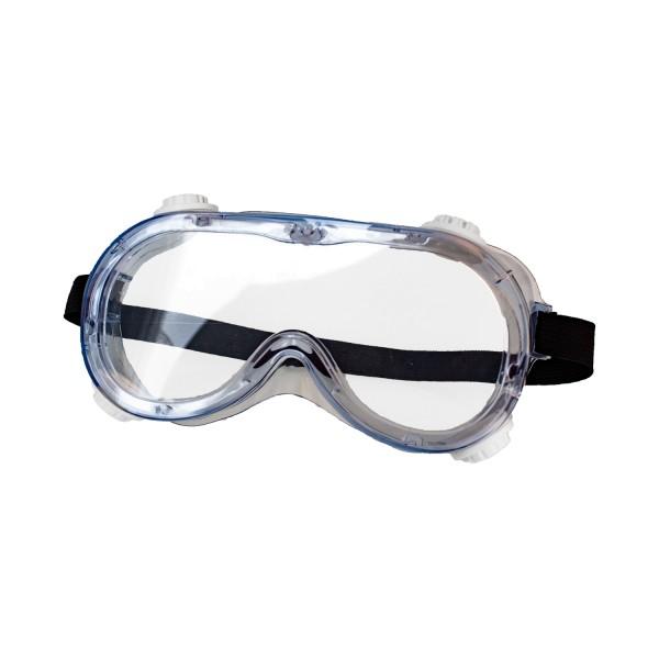 Schutzbrille mit Gummiband