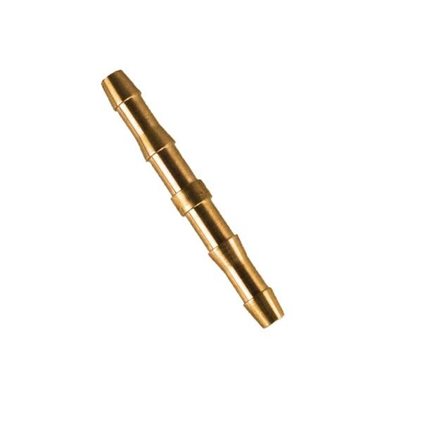 RODCRAFT Schlauchverbinder gerade Messing Ø 6 mm