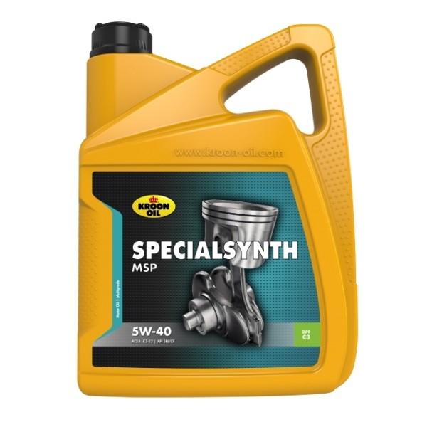 Specialsynth-MSP 5W-40 5L