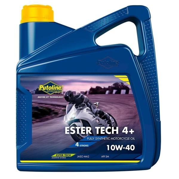 PUTOLINE Ester Tech Syntec 4+ 10W-40 4 L