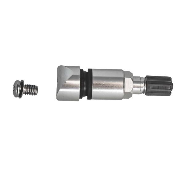 Clamp-in valve für CUB Uni-Sensor Silber